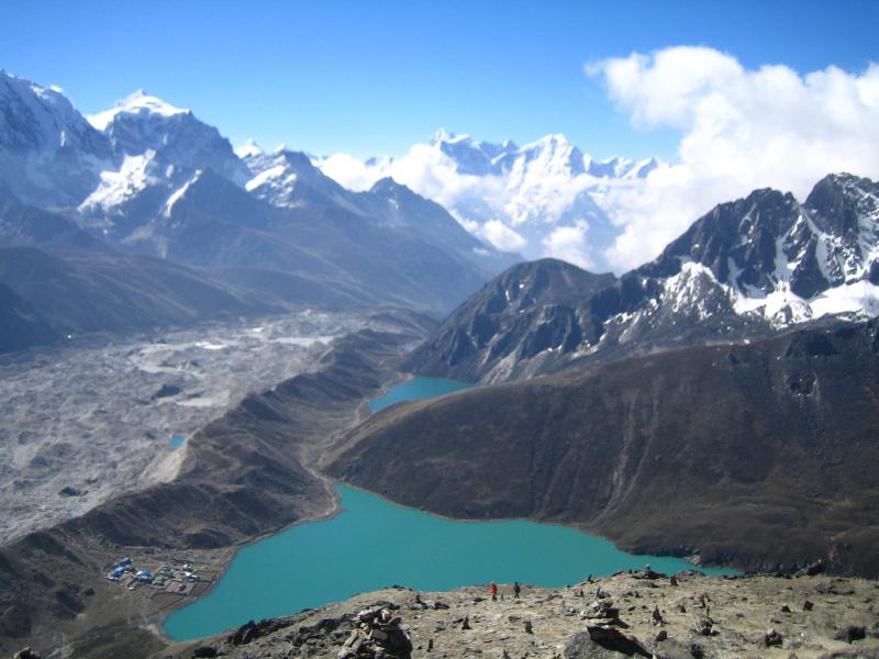 EBC via Gokyo Lake Trek