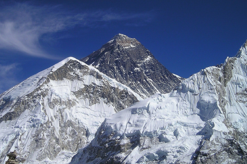 Mt. Everest Expedition (8848m)